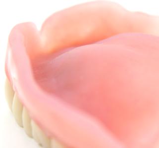 コンフォート加工義歯
